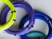 羽毛球线的选择(尤尼克斯羽毛球线):弹性佳/声音脆/线柔软/纹清晰