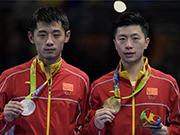 馬龍直播暫不退役 東京奧運會主力或為許昕樊振東