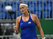 2016里約奧運網球女單銅牌賽科維托娃VS凱斯比賽視頻