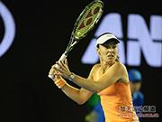 尤尼克斯YONEX EZone DR100网球拍(女双9冠军辛吉斯战拍)评测