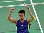李宗伟因伤弃两站卫冕战 争取康复为明年提前准备