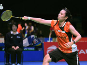 2016中国羽毛球公开赛女单半决赛视频:孙瑜VS戴资颖