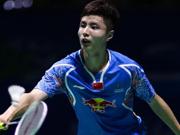 石宇奇自评东京奥运周期开局不错 难忘挑战约根森