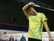 黑山谷杯羽毛球赛下周总决赛 近2000名运动员参赛