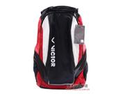 红与黑的潮流 VICTOR BR012D双肩羽毛球包最新上架