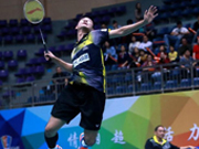 2017赛季羽超联赛第10轮比赛视频:湖南vs浙江第2场