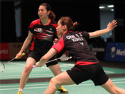 2017泰国羽毛球大师赛1/8决赛对阵:张楠将双线争冠