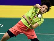 泰国羽球赛半决赛:陈雨菲惜败出局 张楠双线进决赛