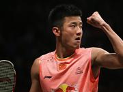 国羽最强阵容征战2017亚洲团体锦标赛(苏杯预选赛)