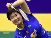 2017全英羽毛球公开赛视频:女单1/16决赛何冰娇vs金效旻