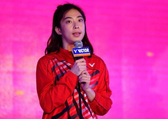 王适娴呼吁给小将们时间 难忘教练李永波提携之恩