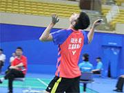 2017全运会羽毛球资格赛团队出线名单与胜负名次表