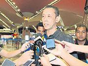 米士本:李永波离开没有影响 世锦赛中国队仍强大