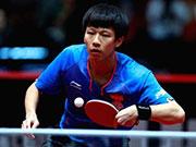 奥乒球赛男单:闫安方博进8强 林高远涉险闯关成功