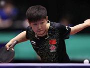 2017乒乓球世青赛名单确定 小魔王孙颖莎领军出战