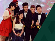 2017国际乒联年度最佳评选 丁宁马龙再成获奖热门