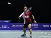 丹麦羽毛球新赞助商上线 维汀哈斯开心拆箱换新装