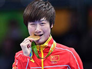 2018卡塔爾乒乓球公開賽 丁寧劉詩雯從資格賽打起