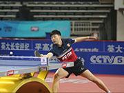 乒超第14轮天津权健对阵上海中星 马龙将与许昕PK
