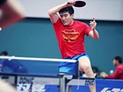2018世乒赛团体赛队内选拔 00后王楚钦获直通资格