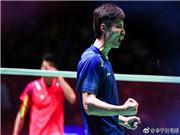 全英赛林丹、石宇奇会师决赛 女单陈雨菲憾负四强