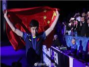 全英赛石宇奇赢林丹成新科冠军 希冀引领国羽男单