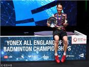 戴资颖卫冕全英赛女单冠军 遗憾让出世界第一宝座?