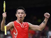 2018亚洲羽毛球锦标赛在汉打响 林丹和谌龙同半区