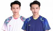 2018李宁羽毛球服最新款推荐