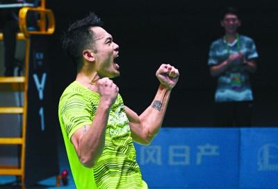 新加坡赛国羽名将林丹谌龙休战 全力以赴备战世锦赛