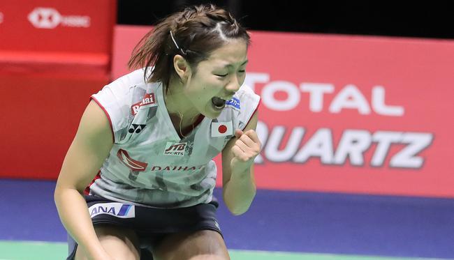 奥原希望夺泰国赛女单冠军添信心 期待世锦赛卫冕
