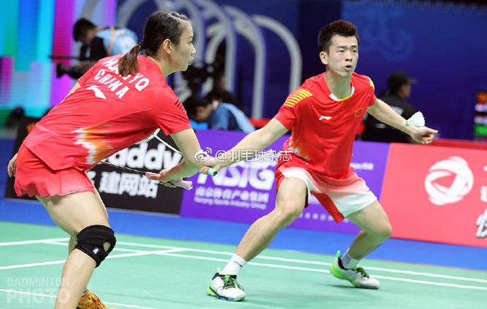 國羽第三日比賽前瞻:對戰兩衛冕冠軍挑戰難度升級