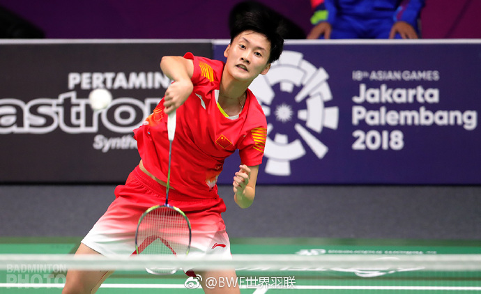 亚运会中国女团3-0泰国完美复仇 晋级决赛将战日本