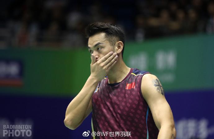 中羽赛林丹单局仅得5分惨遭逆转 谌龙内战艰难取胜