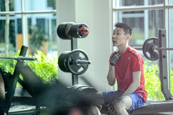 李宗伟:即将恢复正常身体机能 已报名马来西亚公开赛