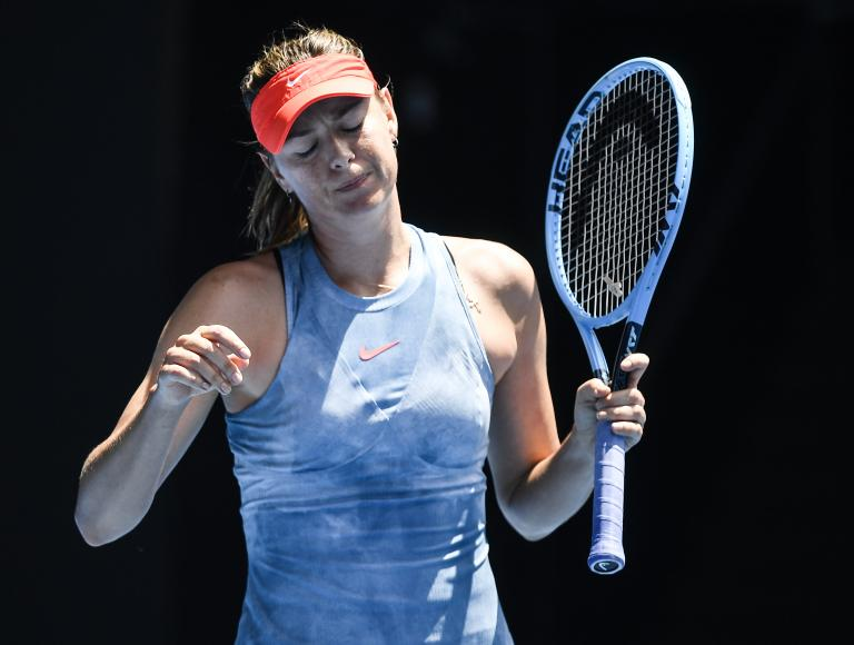 莎拉波娃因肩傷再度退賽 缺席印第安維爾斯皇冠賽