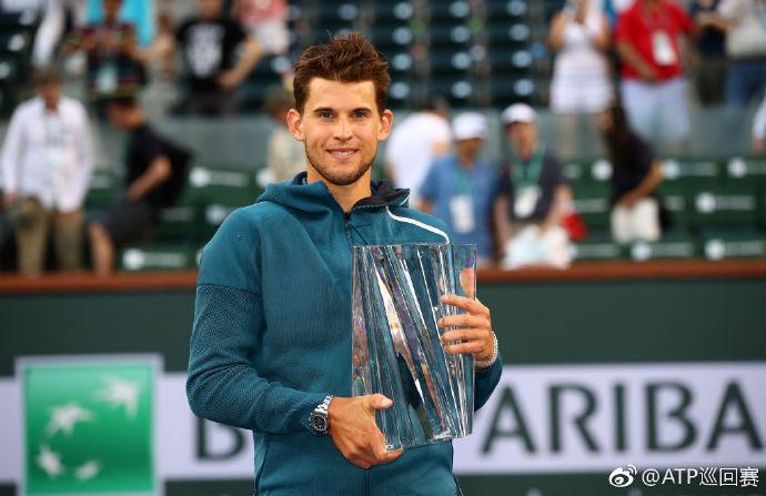 蒂姆逆转费德勒 斩获ATP1000印第安维尔斯大师赛首冠