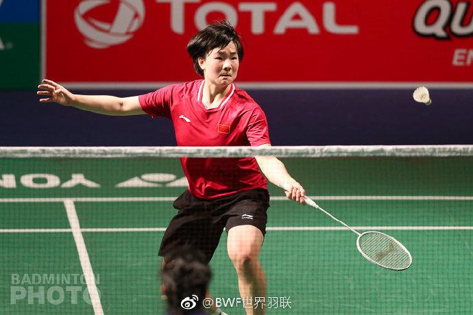印度赛决赛赛程:王懿律/黄东萍混双争冠 何冰娇VS因达农