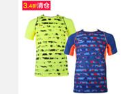 李宁羽毛球服/运动短袖清仓特卖!(含国羽汤尤杯比赛服)