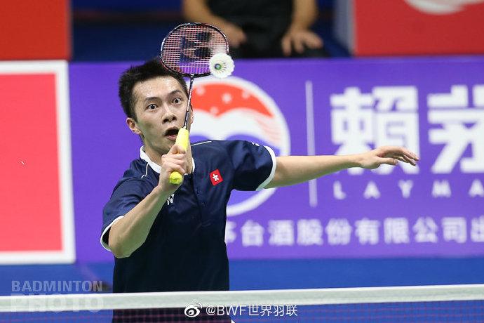 2019苏迪曼杯小组赛视频:中国台北VS中国香港