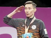李宗伟全票通过当选2020东京奥运会马来西亚代表团团长