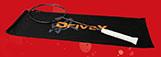 随心所驭!VICTOR胜利DriveX-7K羽毛球拍驭风而来!