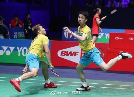2019中国福州羽毛球公开赛退赛名单与国羽参赛名单