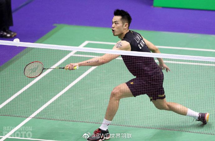 香港赛男单八强国羽仅剩谌龙 石宇奇林丹双双出局
