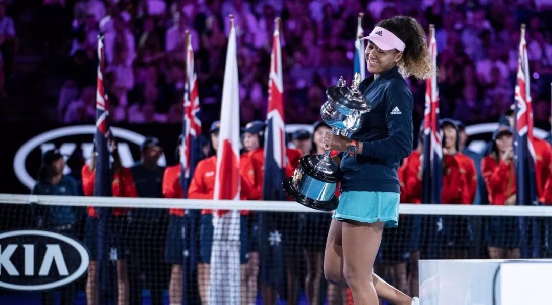 2019年度大满贯战役第一位:澳网大坂直美VS科维托娃