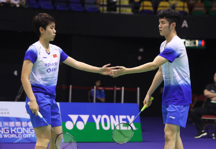 2020印尼大师赛首日国羽赛程 资格赛暨混双1/16决赛