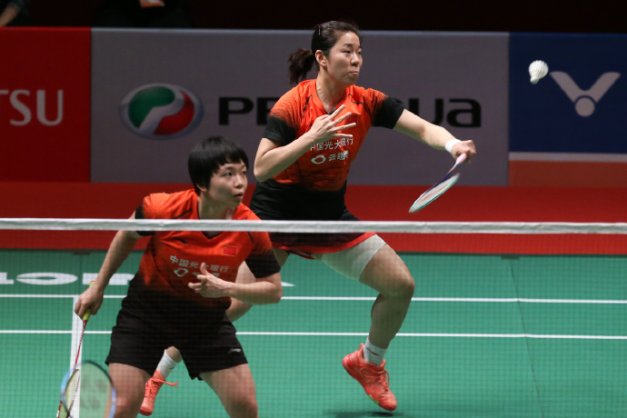 印尼赛国羽男双女双全军覆没 混双雅思黄鸭晋级8强