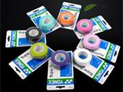 羽毛球拍手胶分类,你知道哪几种手胶?