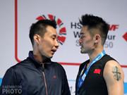 李宗伟:如果我是林丹就选择退役 看好桃田和石宇奇