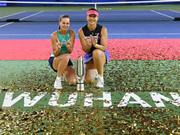 WTA专访中国网球选手段莹莹:怎样提高自己的双打水平